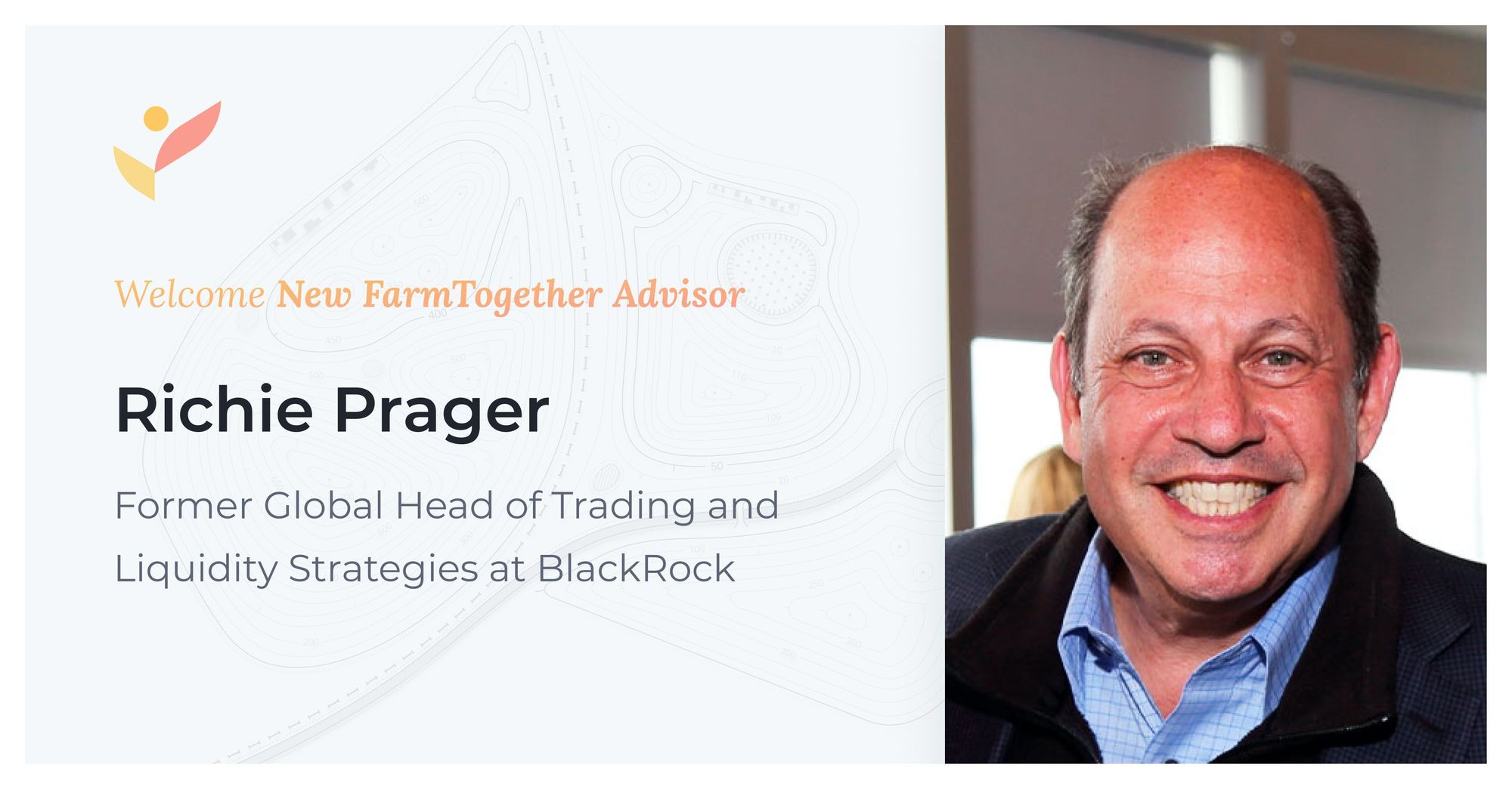 Richie Prager, Former Global Head of Trading and Liquidity Strategies at BlackRock