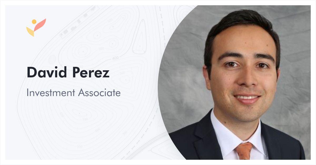 David Perez, Investment Associate, FarmTogether